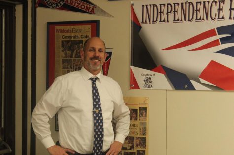 Mr. Peterson: The Fresh Face of Independence