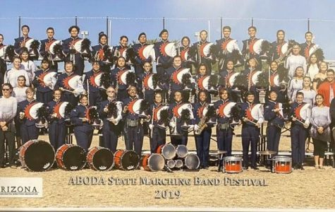Our Outstanding Band Is Bringing Great Success to Our School