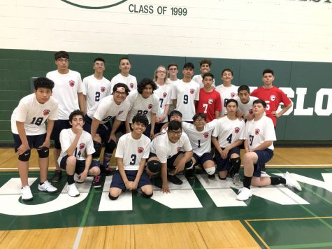 Independence welcomes Boy's Volleyball!