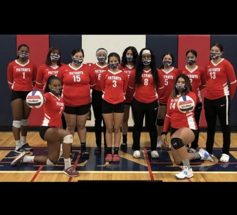 Independence Girls Volleyball Season 2020-2021